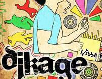 DJ Kage (CD Cover)