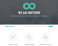 NooTheme new layout version 3.0