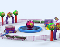 Cadbury Bubbaloo | Playground