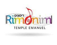 Temple Emanuel Music Logo Suite
