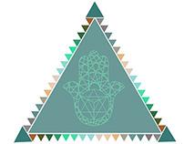 Merkaba Triangle