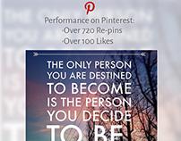 Content Marketing Work - Designed Quotes