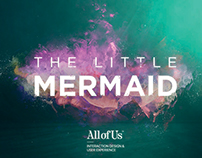 The Little Mermaid [Interactive Space]
