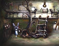 HEDGEHOG - Alice in Monster