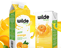 Wilde Fruit Juice