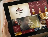 WOJAK Brewery- Responsive Web Design