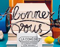 La Comédie de Clermont-Ferrand
