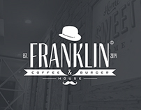 Franklin Coffee & Burger House / Branding