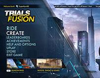 Trials Fusion UI