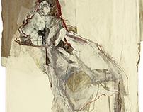 Hommage à Degas XI