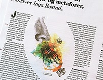 Illustration for Morgenbladet