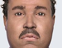 Facial Approximation02 - DHPP