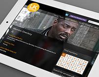 Responsive website for UK Screen Association