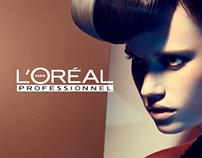 Catálogo de Productos - L'Oreal Professionel - (2010)