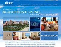 The Reef at Atlantis website