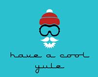 Company Christmas Card