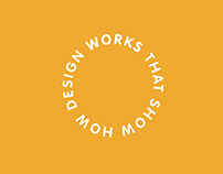 WORKS. End of Year Exhibition design