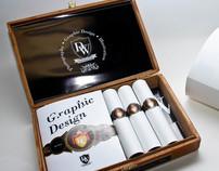Cigar Themed Self Promotion
