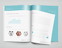 OurBigBusinessPlan - Design Template - Download Now!