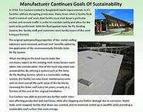 Apparel Manufacturer - Bangladesh - Case Study