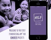 HELP | App design
