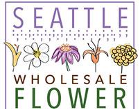 Logo: Seattle Wholesale Flower Market