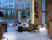 The Atrium_lobby design By AlbertoEsteban