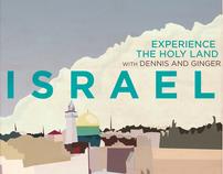 Walk In His Footsteps | Israel