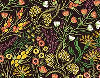 Botany pattern