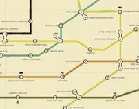 Mega City Map