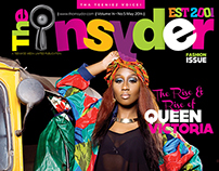 The insyder Magazine May 2014 Issue