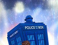 Doctor Who & Skin Diamond Adventures