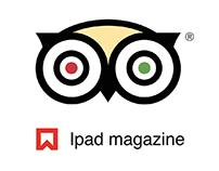 עיצוב מגזין אינטראקטיבי עבור Trip Advisor