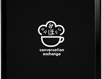 Conversation & exchange app design, Projet personnel