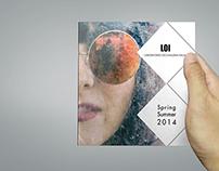 Brochure || LOI || Laboratorio Occhialeria Italiano