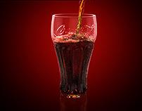 CocaCola (Fluid Simulation)