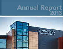 Annual Report: 2013 Lynnwood Convention Center