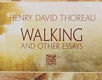 Book: Walking and Other Essays, Henry David Thoreau