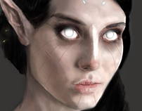 Tribal Dark Elf