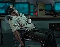 PRINT | Asleep - Café Oro Decaf