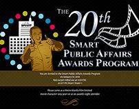 Miscellaneous Print Designs (Smart Public Affairs)
