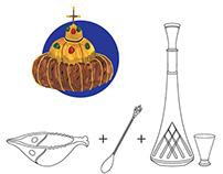 Caviar Sommelier. Presentation