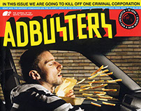 Adbusters #114: Blueprint for a New World III - Corpo