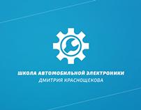 School of Automotive Electronics Landing Page