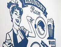 My Laundry Room.