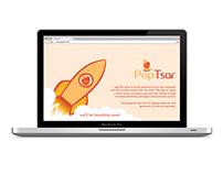 PopTsar - Brand Development