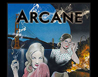 Arcane- TV series