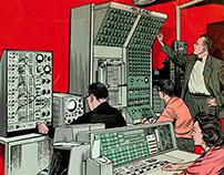 The Wonderful World of Startups (Comic)