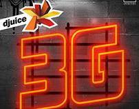DJUICE 3G FREE TRIAL