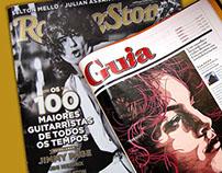 Magazine Illustrations 2013-14